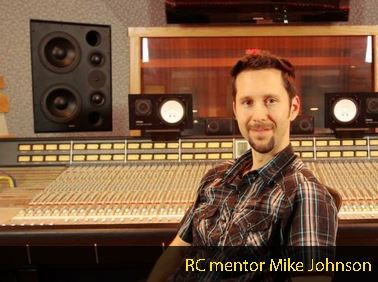 Mike Johnson of Clear Track Recording Studios