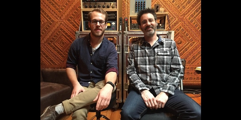 Travis ball and Ryan Hewitt Recording Connection Nashville, Learn from Legends