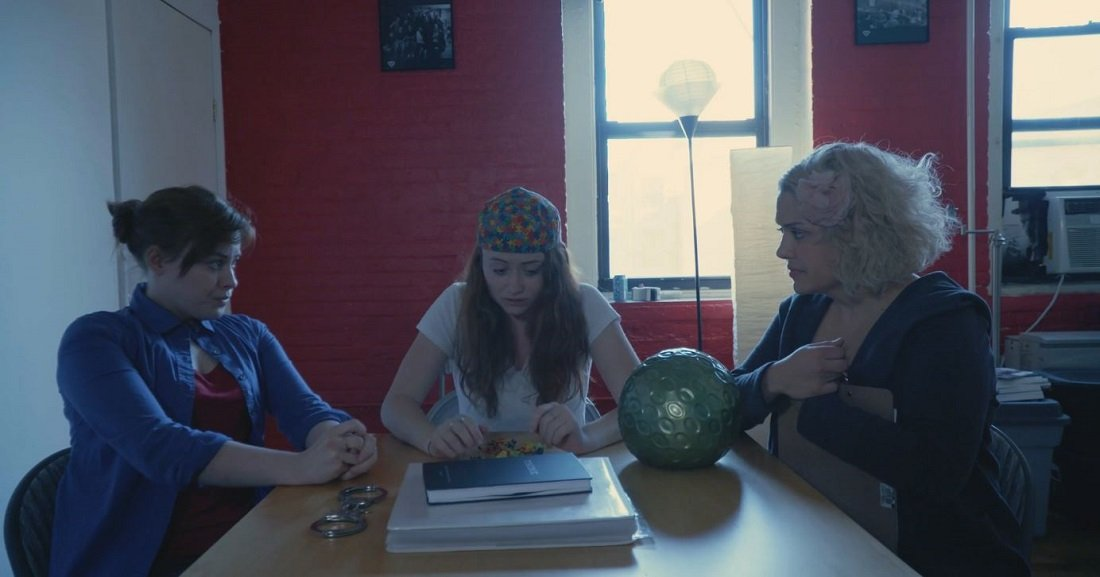 Asperger's film Mirror Indifference
