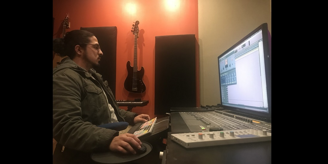 Recording Connection student hired