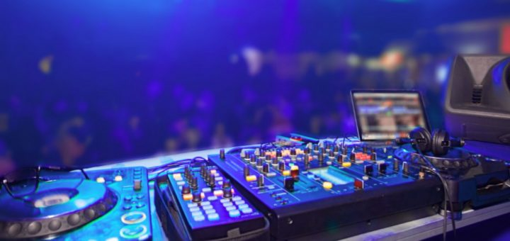 DJ equipment at nightclub | Recording Connection