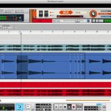 Reason digital audio workstation interface